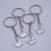 Hen Party Keyrings